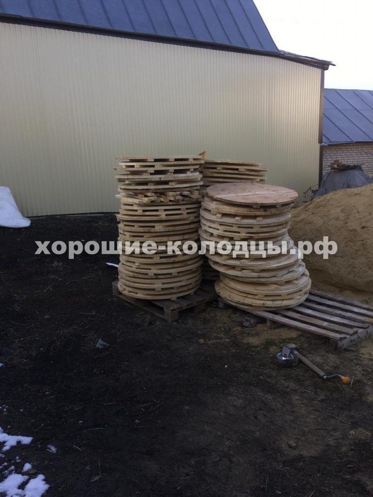 Производство осиновых щитов на нашей базе в c. Новопетровское, Истринский р-н, Подмосковье.