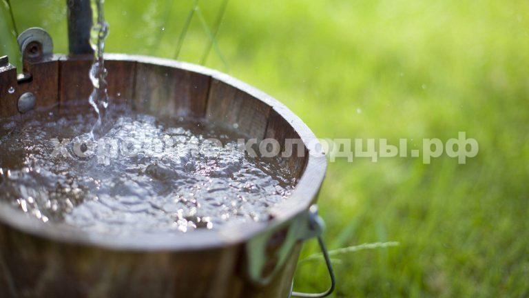 Колодцы на воду в Истринском районе – от 2500 руб./кольцо